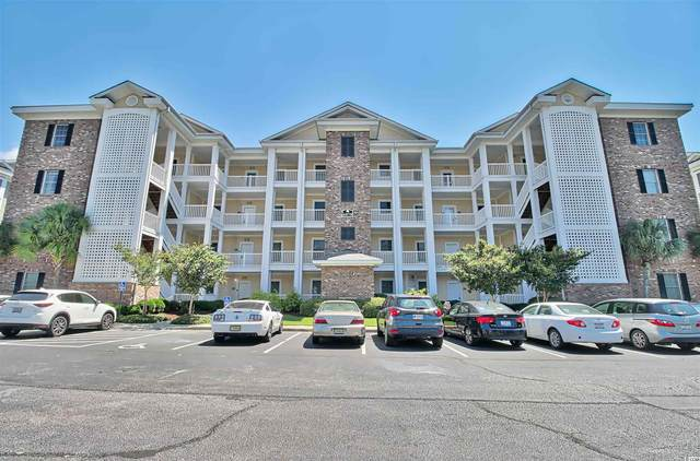 4879 Luster Leaf Circle #205, Myrtle Beach, SC 29577 (MLS #2113642) :: The Hoffman Group