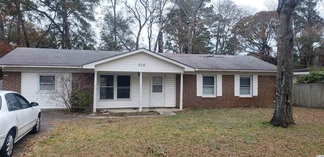 516 2nd Ave. N, Surfside Beach, SC 29575 (MLS #2113655) :: Welcome Home Realty