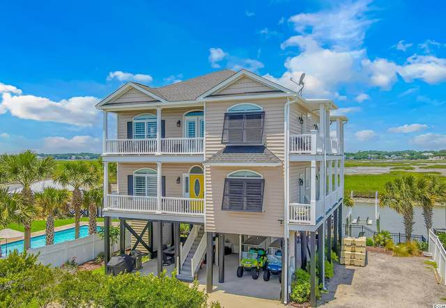1052 S Waccamaw Dr., Murrells Inlet, SC 29576 (MLS #2113683) :: Welcome Home Realty