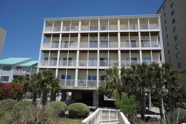 507 S Ocean Blvd. #206, North Myrtle Beach, SC 29582 (MLS #2113690) :: Grand Strand Homes & Land Realty