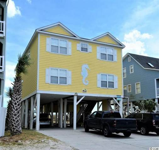 316 N Waccamaw Dr., Murrells Inlet, SC 29576 (MLS #2113697) :: Surfside Realty Company