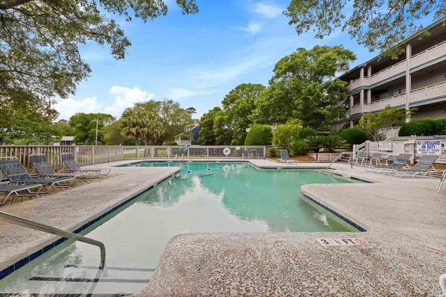 310 5th Ave. N #307, Surfside Beach, SC 29575 (MLS #2113704) :: Armand R Roux | Real Estate Buy The Coast LLC