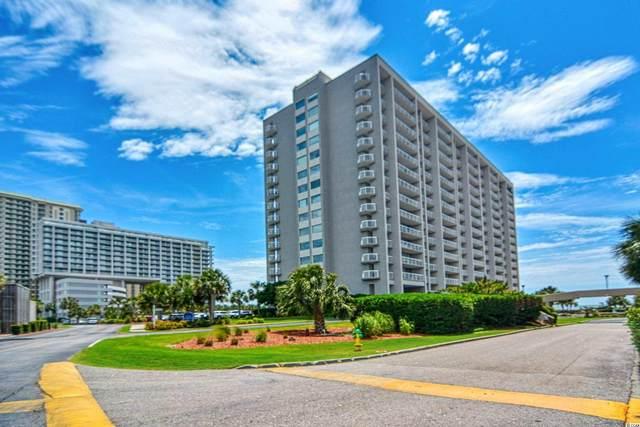 9820 Queensway Blvd. #504, Myrtle Beach, SC 29572 (MLS #2113711) :: Duncan Group Properties