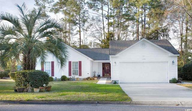 123 Purple Martin Dr., Murrells Inlet, SC 29576 (MLS #2113715) :: Armand R Roux | Real Estate Buy The Coast LLC