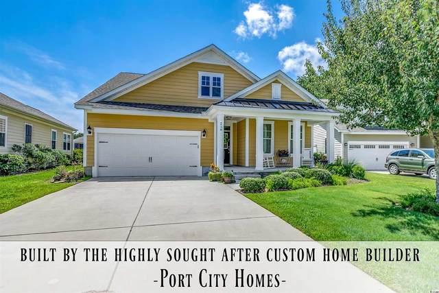 216 Ponte Vedra Dr., Murrells Inlet, SC 29576 (MLS #2113716) :: Armand R Roux | Real Estate Buy The Coast LLC