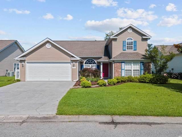 416 Westham Dr., Murrells Inlet, SC 29576 (MLS #2113726) :: Armand R Roux | Real Estate Buy The Coast LLC