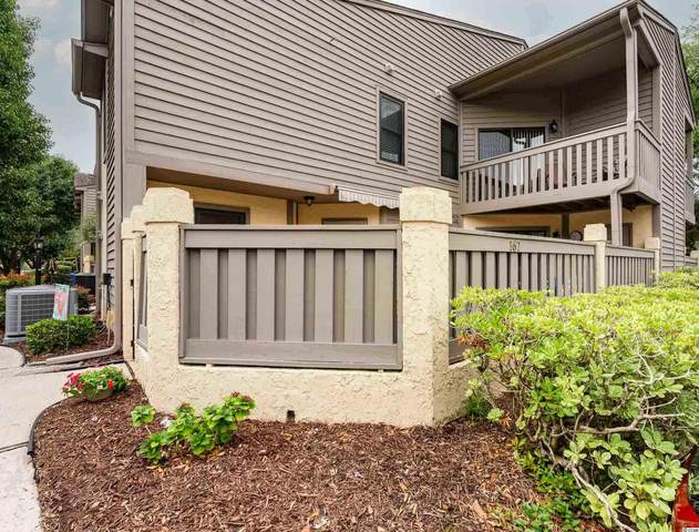 611 13th Ave. S #167, Surfside Beach, SC 29575 (MLS #2113728) :: Armand R Roux | Real Estate Buy The Coast LLC