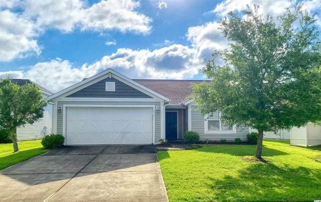 1015 Bonita Loop, Myrtle Beach, SC 29588 (MLS #2113737) :: Armand R Roux | Real Estate Buy The Coast LLC