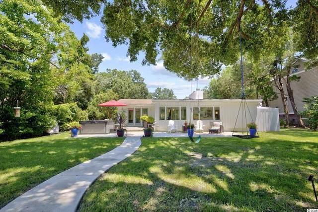 121 Lakeshore Dr., Pawleys Island, SC 29585 (MLS #2113743) :: Grand Strand Homes & Land Realty