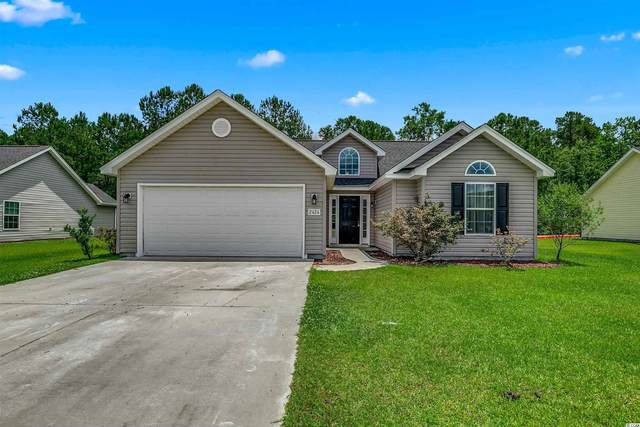 2424 Summer Haven Loop, Conway, SC 29527 (MLS #2113803) :: Armand R Roux | Real Estate Buy The Coast LLC