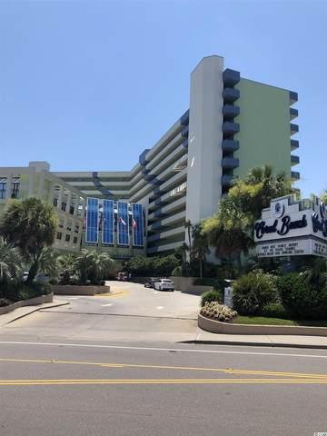 1105 S Ocean Blvd. #724, Myrtle Beach, SC 29577 (MLS #2113813) :: Surfside Realty Company