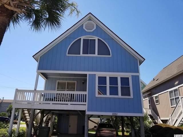 1031 N Sea Bridge Ct., Surfside Beach, SC 29575 (MLS #2113816) :: Surfside Realty Company