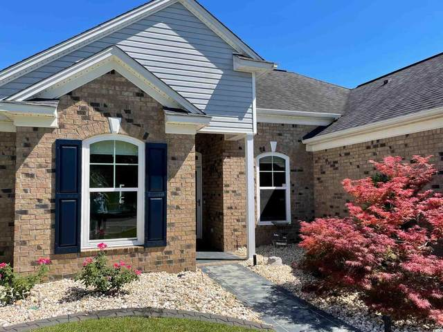 3907 Club Course Dr., North Myrtle Beach, SC 29582 (MLS #2113838) :: The Hoffman Group