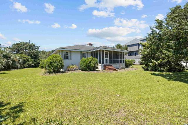 801 N Ocean Blvd., North Myrtle Beach, SC 29582 (MLS #2113849) :: James W. Smith Real Estate Co.