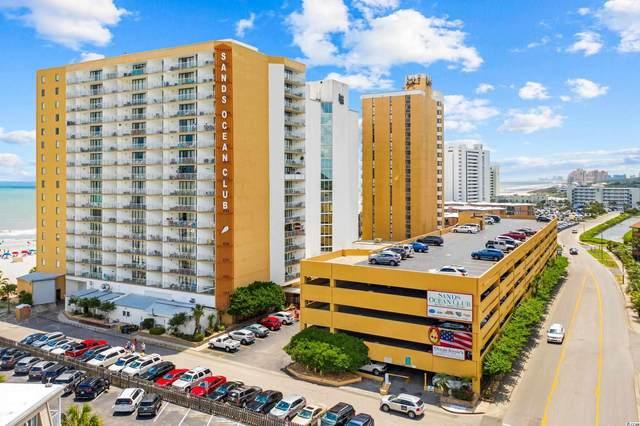 9550 Shore Dr. #208, Myrtle Beach, SC 29572 (MLS #2113856) :: Scalise Realty