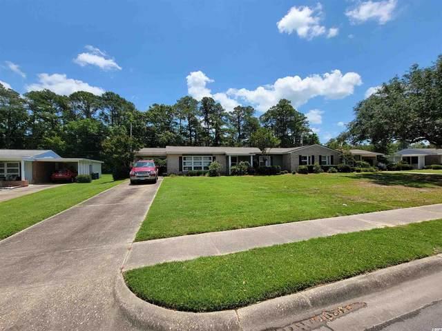 526 Juniper Dr. #526, Myrtle Beach, SC 29577 (MLS #2113955) :: Jerry Pinkas Real Estate Experts, Inc