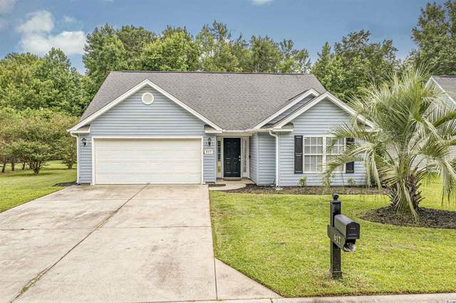 617 West Oak Circle Dr., Myrtle Beach, SC 29588 (MLS #2113960) :: Sloan Realty Group
