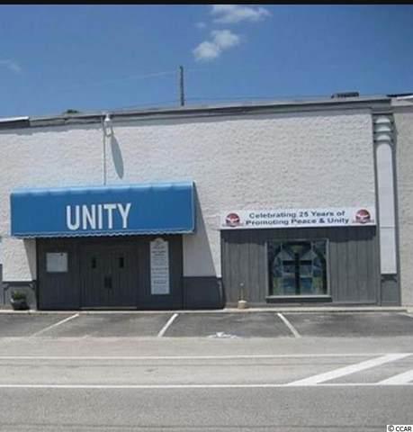 1270 Surfside Industrial Park Dr., Surfside Beach, SC 29575 (MLS #2113974) :: Sloan Realty Group