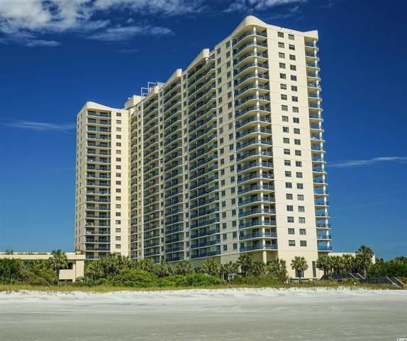 8560 Queensway Blvd. #707, Myrtle Beach, SC 29572 (MLS #2114016) :: Homeland Realty Group