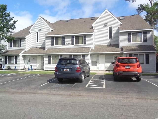 500 Fairway Village Dr. 6-B, Myrtle Beach, SC 29588 (MLS #2114031) :: The Lachicotte Company