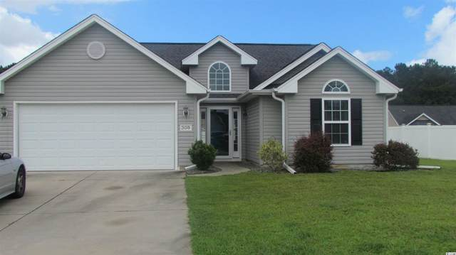 308 Bryant Park Ct., Conway, SC 29527 (MLS #2114074) :: Homeland Realty Group