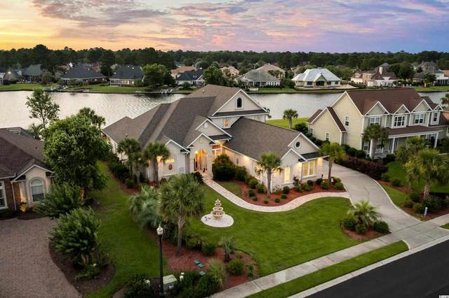8070 Wacobee Dr., Myrtle Beach, SC 29579 (MLS #2114098) :: Homeland Realty Group