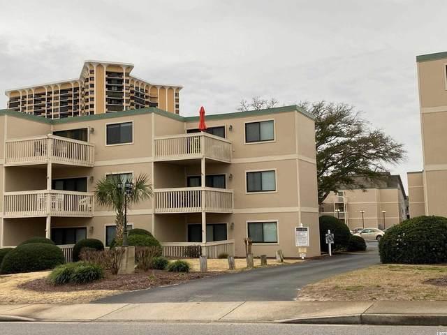 9661 Shore Dr. C9, Myrtle Beach, SC 29572 (MLS #2114131) :: Garden City Realty, Inc.