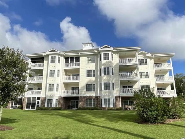 4874 Luster Leaf Circle #305, Myrtle Beach, SC 29577 (MLS #2114138) :: The Hoffman Group
