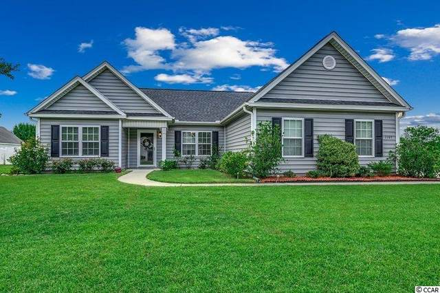1105 Marley St., Conway, SC 29527 (MLS #2114145) :: The Lachicotte Company