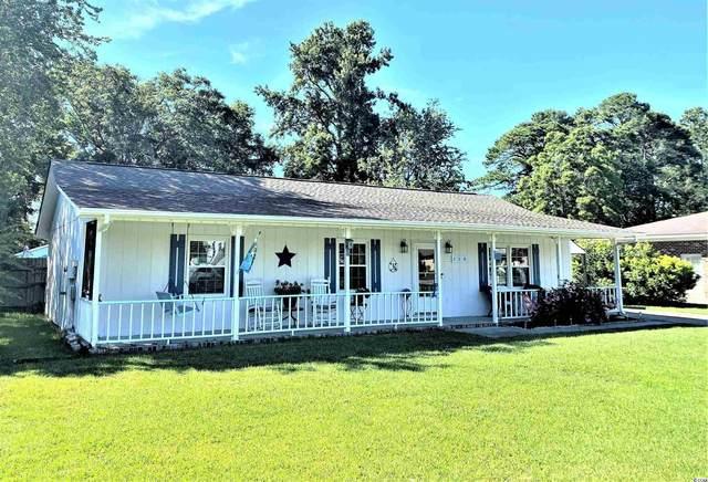 110 Caropine Dr., Surfside Beach, SC 29575 (MLS #2114150) :: Homeland Realty Group