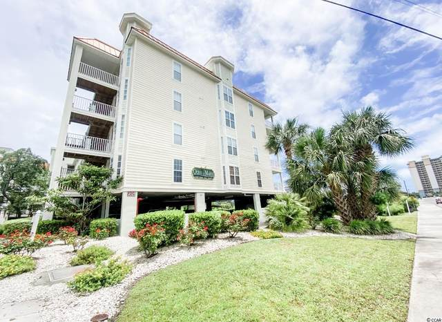 502 48th Ave. S #203, North Myrtle Beach, SC 29582 (MLS #2114170) :: Surfside Realty Company
