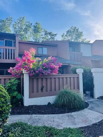 614 15th Ave. S #44, Surfside Beach, SC 29575 (MLS #2114177) :: BRG Real Estate