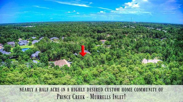 132 Highwood Circle, Murrells Inlet, SC 29576 (MLS #2114179) :: The Lachicotte Company