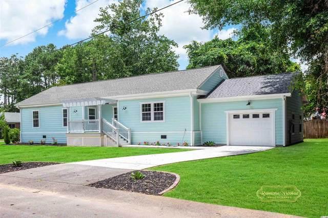 433 Belle Dr., Garden City Beach, SC 29576 (MLS #2114222) :: Dunes Realty Sales