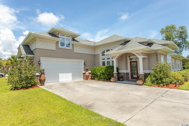 978 Bluffview Dr., Myrtle Beach, SC 29579 (MLS #2114230) :: Homeland Realty Group
