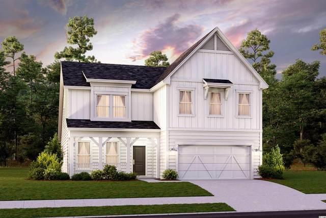 831 Gammon Dr., Myrtle Beach, SC 29579 (MLS #2114239) :: The Lachicotte Company
