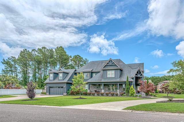 5101 High Society Ct., Myrtle Beach, SC 29577 (MLS #2114275) :: The Lachicotte Company