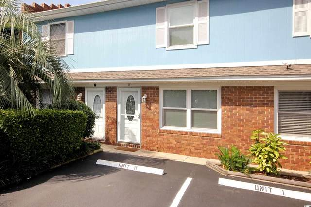 509 67th Ave. N I, Myrtle Beach, SC 29572 (MLS #2114283) :: Sloan Realty Group