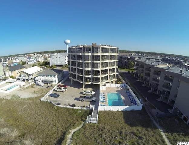 5910 N Ocean Blvd. #104, North Myrtle Beach, SC 29582 (MLS #2114286) :: Garden City Realty, Inc.