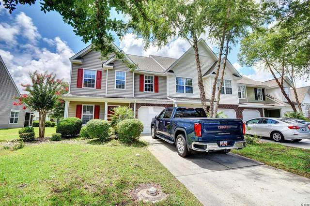 418 Swanson Dr. #418, Myrtle Beach, SC 29579 (MLS #2114294) :: Homeland Realty Group