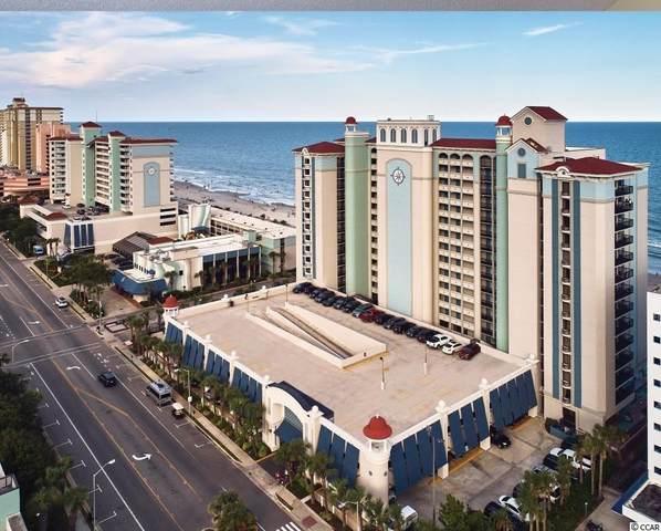 2401 S Ocean Blvd. #755, Myrtle Beach, SC 29577 (MLS #2114301) :: BRG Real Estate