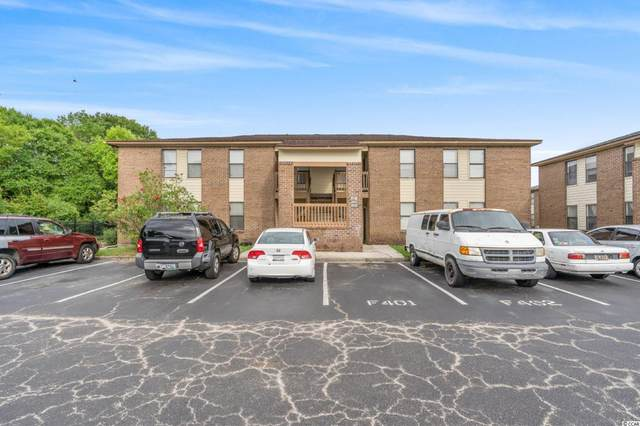 2005 Greens Blvd. F-403, Myrtle Beach, SC 29577 (MLS #2114304) :: BRG Real Estate