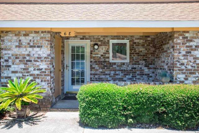 1830 Fairway Ridge Dr. 6E, Surfside Beach, SC 29575 (MLS #2114326) :: Armand R Roux | Real Estate Buy The Coast LLC