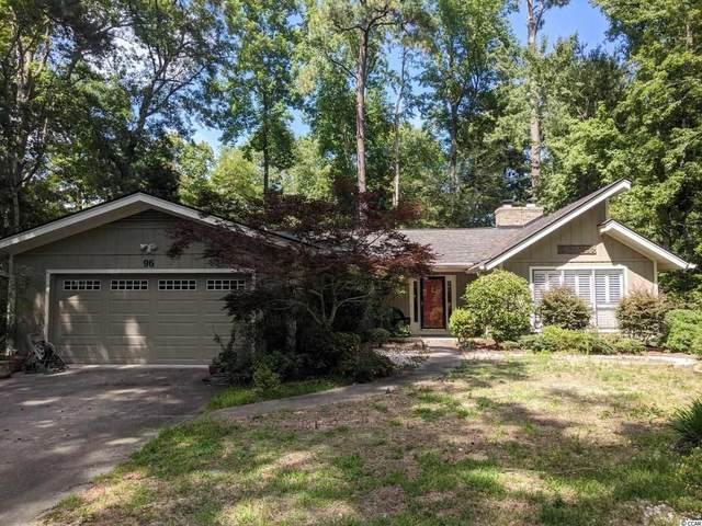 96 Calabash Dr., Carolina Shores, NC 28467 (MLS #2114345) :: Armand R Roux | Real Estate Buy The Coast LLC
