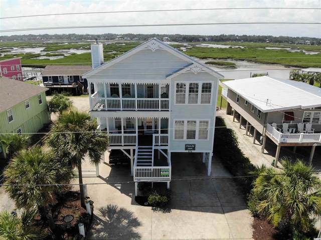 976 S Waccamaw Dr., Garden City Beach, SC 29576 (MLS #2114369) :: Dunes Realty Sales