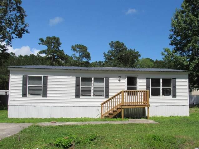 3811 Woodridge Circle, Little River, SC 29566 (MLS #2114387) :: Duncan Group Properties