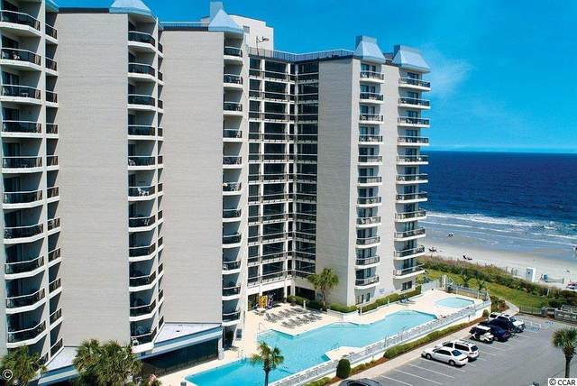 200 N 76th Ave. N #1010, Myrtle Beach, SC 29572 (MLS #2114392) :: Coldwell Banker Sea Coast Advantage