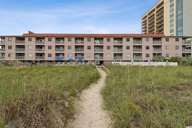 613 S Ocean Blvd. D-2, North Myrtle Beach, SC 29582 (MLS #2114395) :: Sloan Realty Group