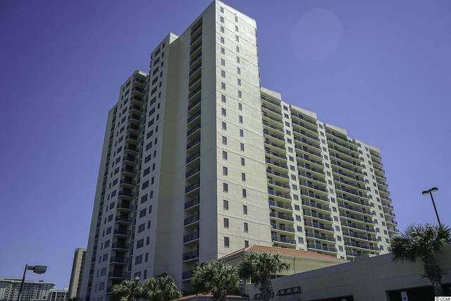 8560 Queensway Blvd. #1510, Myrtle Beach, SC 29572 (MLS #2114422) :: Homeland Realty Group
