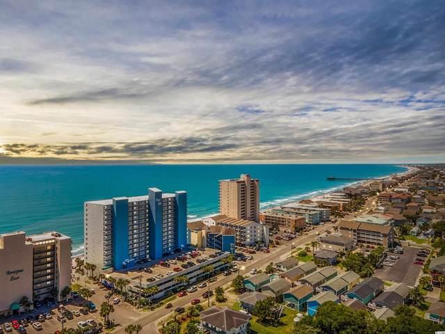 1012 N Waccamaw Dr. #811, Garden City Beach, SC 29576 (MLS #2114424) :: Chris Manning Communities
